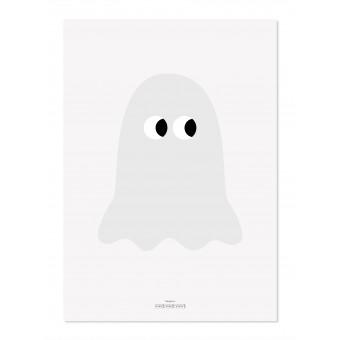 FINE FINE STUFF - Poster - Kinder - Geist - A4