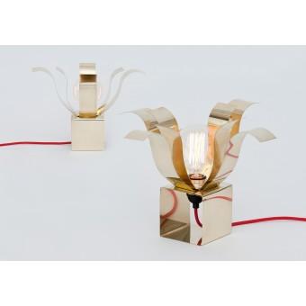 LJ LAMPS open Psi – Leuchte aus Messing