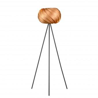 Gofurnit Tripod-Stehleuchte - Kollektion 'Quiescenta' aus Kirschbaum