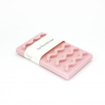 Seifenablage / rosa / objet vague