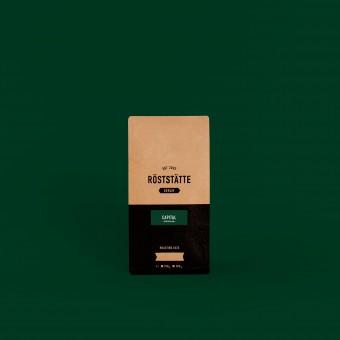 Röststätte Berlin Capital Espresso, 250g