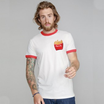 "Rapü Design Unisex Shirt  ""Pommunity"" | Organic Cotton"
