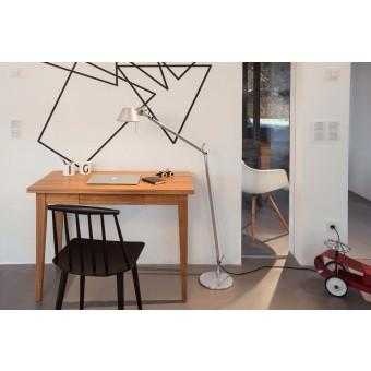 REKORD Schreibtisch Massivholz Eiche 120 cm REKORD furniture production