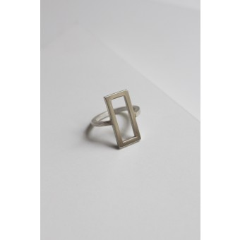 puur.jewellery Ring rectangle