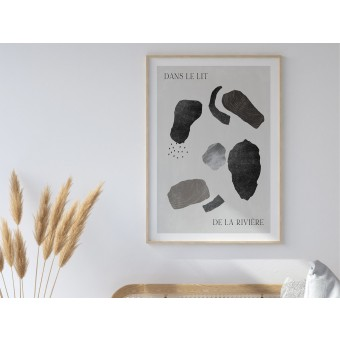 typealive / Print / Rivière
