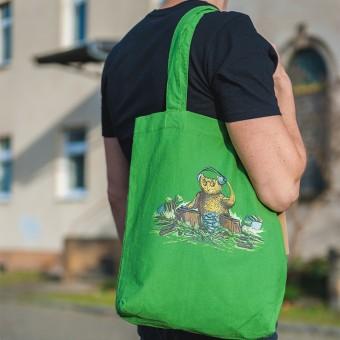 Robert Richter – Natural Turntables - Low Carbon Organic Cotton Fashion Bag
