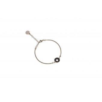 """BeWooden Armband aus Holz in runder Form """"Rose Bracelet Circle"""""""