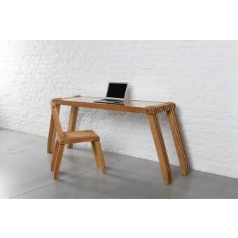 Tidyboy 'Shadow Catacher 'Schreibtisch aus Eichenholz