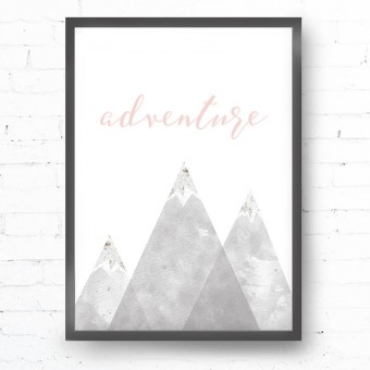 Kruth Design POSTER / ADVENTURE