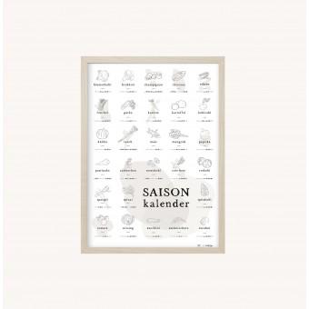Kruth Design / Saisonkalender