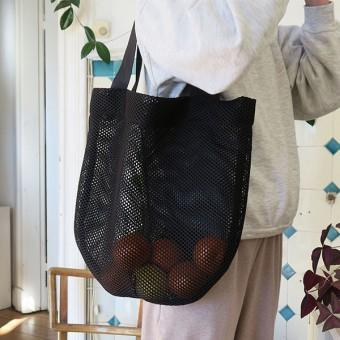 FINSTER Shopper mesh