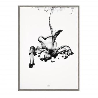na.hili SLOW movement - black Artprint A3, 50x70, A1 Poster