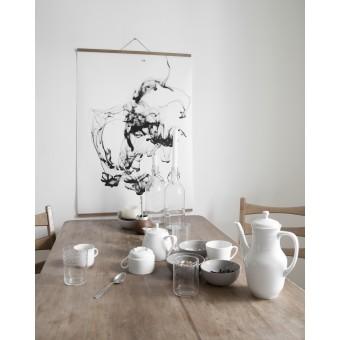 na.hili SMOOTH movement - black Artprint A3 Poster, 50x70, A1 Poster