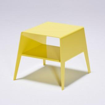 Siegelwerk Manufaktur - Beistelltisch Keya (gelb)
