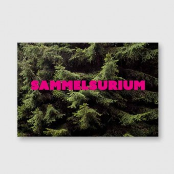 "ZEITLOOPS ""Sammelsurium"", Fineartprint"