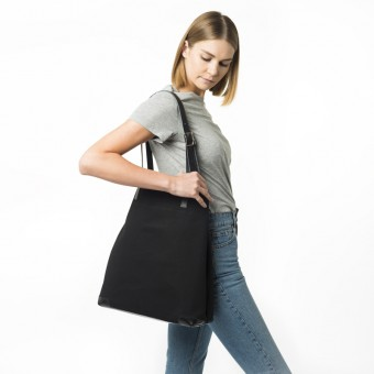 "Sarah Johann ""LISET"" Shopper / Black"