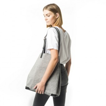 "Sarah Johann ""LISET"" Shopper / Grey"
