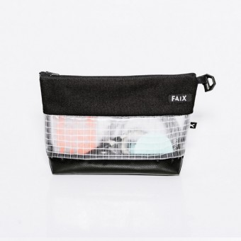 Faix-Design Small bag WYSIWYG (vegan/fair/transparent)