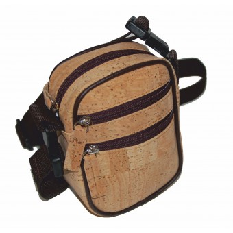 ZUSATZSTOFF Kork Shoulder Bag