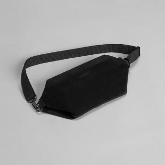 VANOOK – Umhängetasche Black
