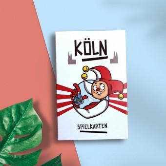 Stadtliebe® | Köln Spielkarten-Set