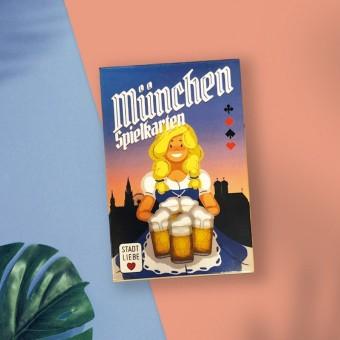 Stadtliebe® | München Spielkarten-Set