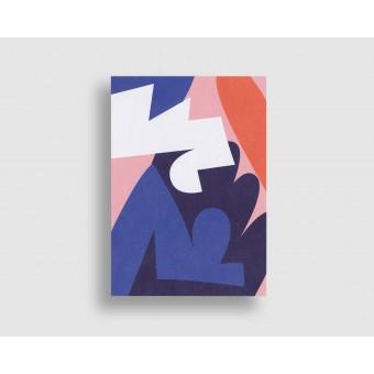 stefanizen – Zack Postkarte DIN A6 mit Umschlag