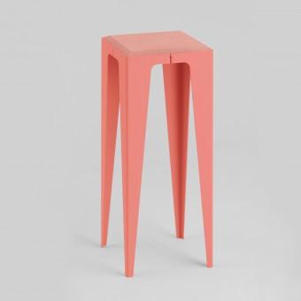 KONSOLE KLEIN CHAMFER kalypso-rot *EXKLUSIVE KOLLEKTION* | nachhaltiges Möbeldesign | WYE