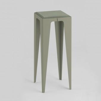 KONSOLE KLEIN CHAMFER lavendelblatt-grün | nachhaltiges Möbeldesign | WYE