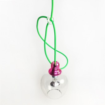 StockhausenDesign LIGHT DROPS single (pink)