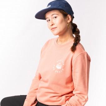 HYRES Unisex Sweater Baklava / Rose Clay