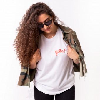 HYRES Unisex T-Shirt Yalla!