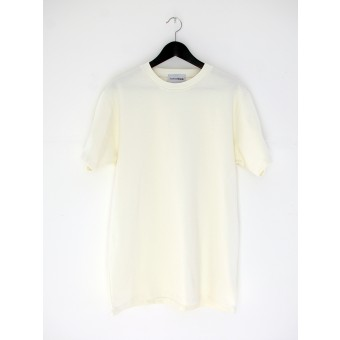 AnotherBlank HEAVY T-SHIRT OFF-WHITE 240G AB_TS_M_009