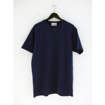 AnotherBlank HEAVY T-SHIRT NAVY 240G AB_TS_M_009