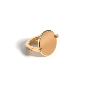 Goldmarlen | TENSE Ring | Gold