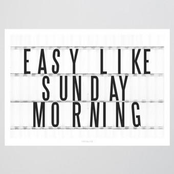 typealive / Sunday Morning