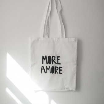 "Love is the new black – Tasche ""AMORE"""