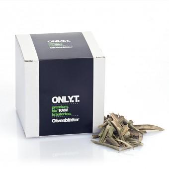 ZUSATZSTOFF Bio Olivenblätter Tee ONLY.T. (40g)