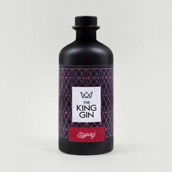 The King Gin – Gspusi (500ml)