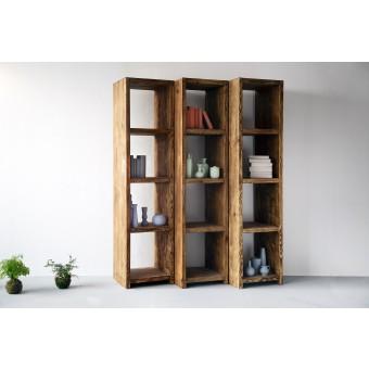 FraaiBerlin – Regale im Landhaus-Stil Theresa 3er Set 200x50x44cm