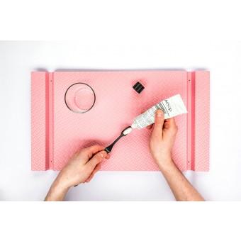 DINGLICHKEIT Tray Pink