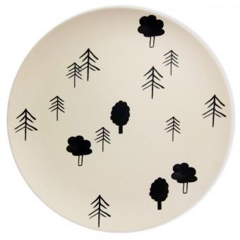 nuukk Bambus Teller Bäume