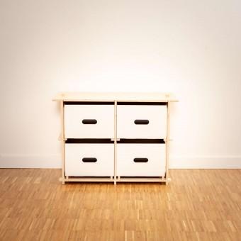 16boxes – Twobytwo (2x2) – Beistelltisch