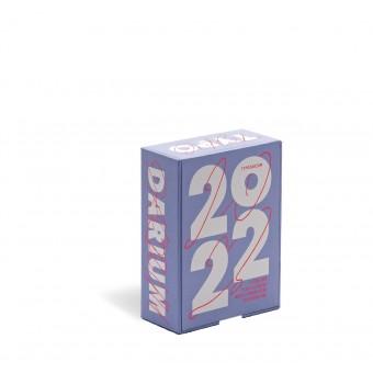 Verlag Hermann Schmidt »Typodarium 2022 – A 365 Day Type Calendar« von Raban Ruddigkeit | Lars Harmsen