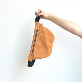 ZACAMO – Bauchtasche • Ubangi • orange •