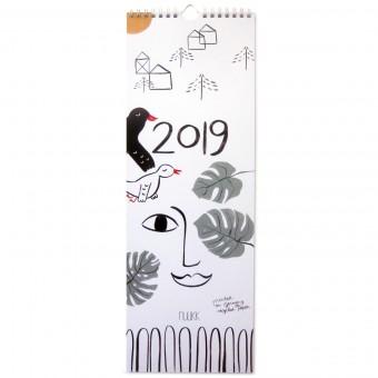 SALE! nuukk 2019 Kalender Urban Jungle