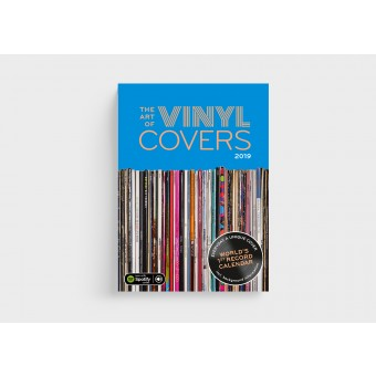 The Art of Vinyl Covers 2019 von seltmann+söhne
