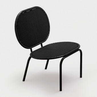Verena Hennig Roll Lounge Chair