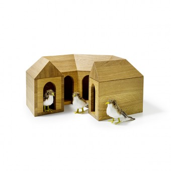 AUERBERG Birdhouse von Michele de Lucchi