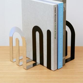 VON EDE / DOGMA Buchstützenset und Briefhalter